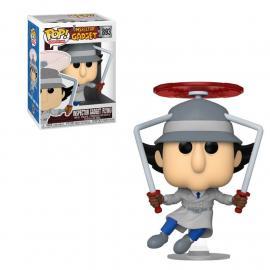 Inspector Gadget: Funko Pop! Animation - Inspector Gadget Flying (Vinyl Figure 893) -