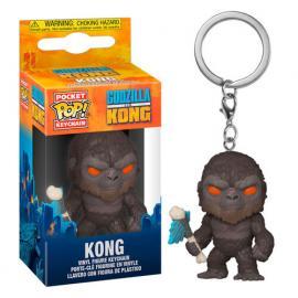 Godzilla Vs Kong: Funko Pop! Keychain - Pop! 3 -