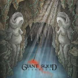 Cenotes - Giant Squid