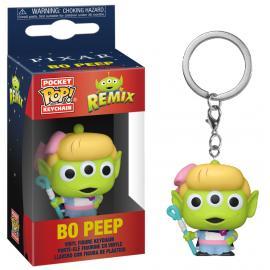 Disney: Funko Pop! Keychain - Pixar Alien Remix- Alien As Bo Peep -