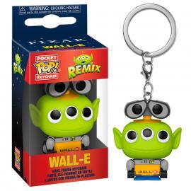 Disney: Funko Pop! Keychain - Pixar Alien Remix - Wall-E (Portachiavi) -