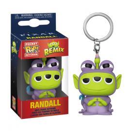 Disney: Funko Pop! Keychain - Pixar Alien Remix - Randall (Portachiavi) -