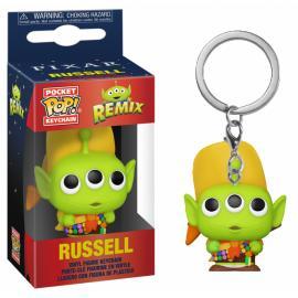 Disney: Funko Pop! Keychain - Pixar Alien Remix - Alien As Russell -