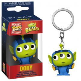 Disney: Funko Pop! Keychain - Pixar Alien Remix - Alien As Dory -