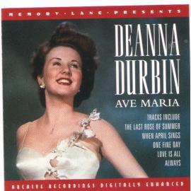 Ave Maria - Deanna Durbin