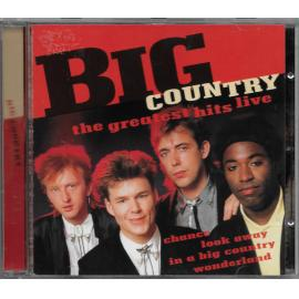 The Greatest Hits Live - Big Country