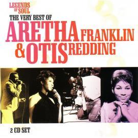 Legends Of Soul - The Very Best Of Aretha Franklin & Otis Redding - Aretha Franklin