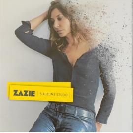 5 Albums Studio - Zazie