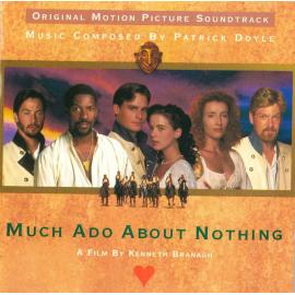 Much Ado About Nothing (Original Motion Picture Soundtrack) - Patrick Doyle