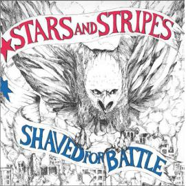 Shaved For Battle - Stars And Stripes