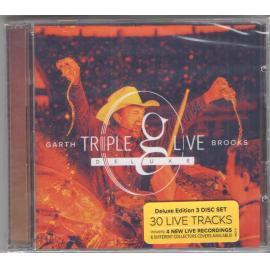 Triple Live Deluxe - Garth Brooks