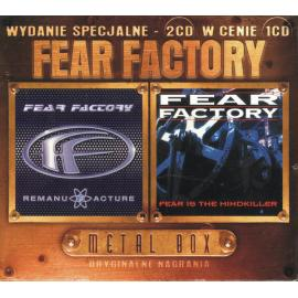 Remanufacture / Fear Is The Mindkiller - Fear Factory