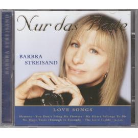 Nur Das Beste - Love Songs - Barbra Streisand
