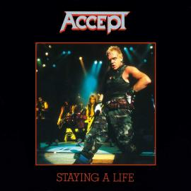 Staying A Life (2Lp Black) - Accept