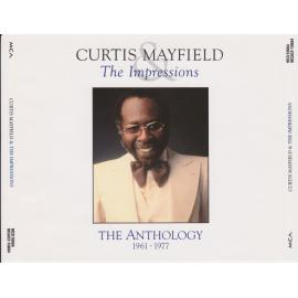 The Anthology 1961-1977 - Curtis Mayfield