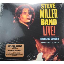 Live! (Breaking Ground - August 3, 1977) - Steve Miller Band