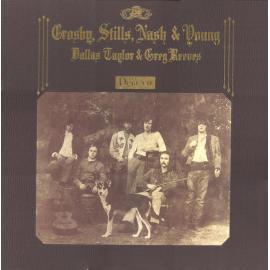 Déjà Vu - Crosby, Stills, Nash & Young