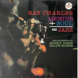 Genius + Soul = Jazz - Ray Charles