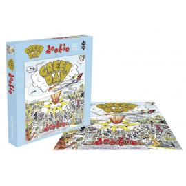 Green Day: Dookie (1000 Piece Jigsaw Puzzle) - Green Day