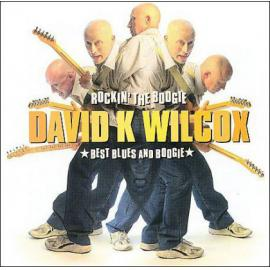 Rockin' The Boogie - Best Blues And Boogie - David Wilcox