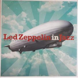 Led Zeppelin in Jazz - Various