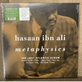 Metaphysics: The Lost Atlantic Album - Hasaan Ibn Ali