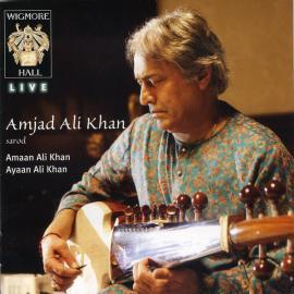 Indian Classical Ragas - Amjad Ali Khan