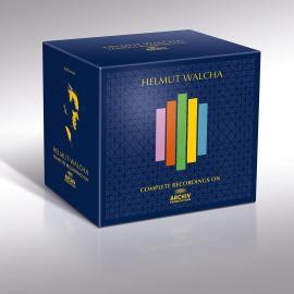 COMPLETE RECORDINGS ON ARCHIV PRODUKTION-WALCHA, HELMUT - HELMUT WALCHA