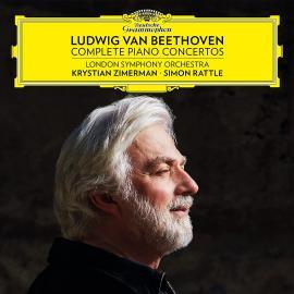 BEETHOVEN: COMPLETE PIANO CONCERTOS-ZIMERMAN, KRYSTIAN -