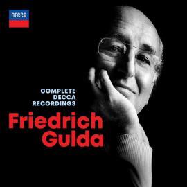 COMPLETE DECCA RECORDINGS-GULDA, FRIEDRICH -