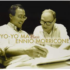 PLAYS ENNIO MORRICONE-MA, YO-YO - CLAUDE/YO YO MA BOLLING