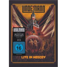 Live In Moscow - Lindemann