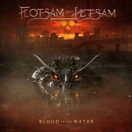 FLOTSAM AND JETSAM-BLOOD IN THE WATER -DIGI- -