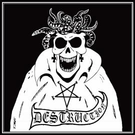 DESTRUCTION-BESTIAL INVASION OF HELL -