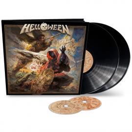 HELLOWEEN - EARBOOK - Helloween