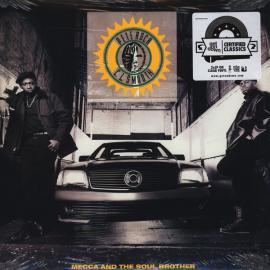 Mecca And The Soul Brother - Pete Rock & C.L. Smooth