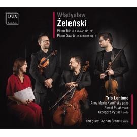 ZELENSKI / TRIO LONTANO -PIANO TRIO IN E MAJOR 22 -