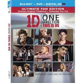 ONE DIRECTION: THIS IS US-ONE DIRECTION: THIS IS US - One Direction