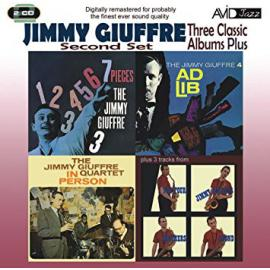 Three Classic Albums Plus - Second Set - Jimmy Giuffre
