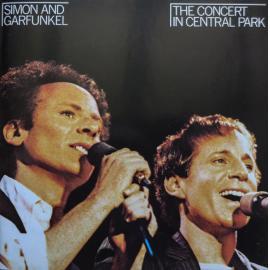 The Concert In Central Park - Simon & Garfunkel