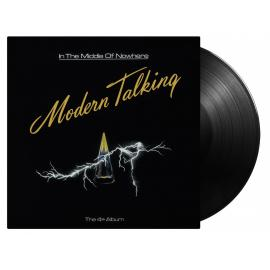 In The Middle Of Nowhere (1Lp Black) - Modern Talking