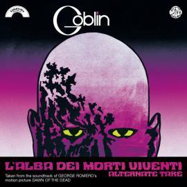 """L'Alba Dei Morti Viventi (Ltd.Ed.Brain Colored 7"""" Rsd 2021) - GOBLIN"""