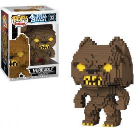 Funko Pop! 8-Bit - Altered Beasts - Greek Warrior (Werewolf) -