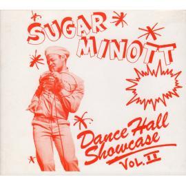 Dance Hall Showcase Vol. II - Sugar Minott