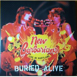 Live In Maryland - Buried Alive - The New Barbarians