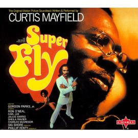 Superfly (The Original Motion Picture Soundtrack) - Curtis Mayfield