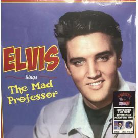 Sings The Mad Professor (Lp Limited Clear Picture-Disc Vinyl) (Rsd 2021) - ELVIS PRESLEY