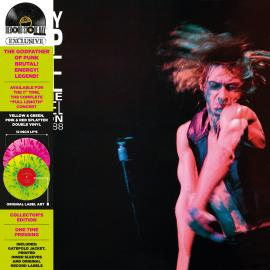Live At The Channel Boston (2Lp Set Limited Fluo Green & Fluo Yellow Vinyl) (Rsd 2021) - Iggy Pop