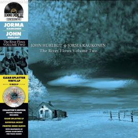 Jorma Kaukonen & John Hurlbut - The River Flows Vol 2 (Limited Clear Splatter Vinyl) (Rsd 2021) - Jorma Kaukonen