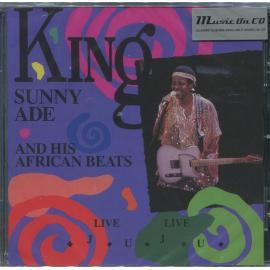 Live Live Juju - King Sunny Ade & His African Beats